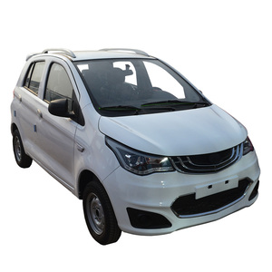 China Supplier Alibaba OEM Urban Electric Car for Passenger Electric Solar Car for Sale
