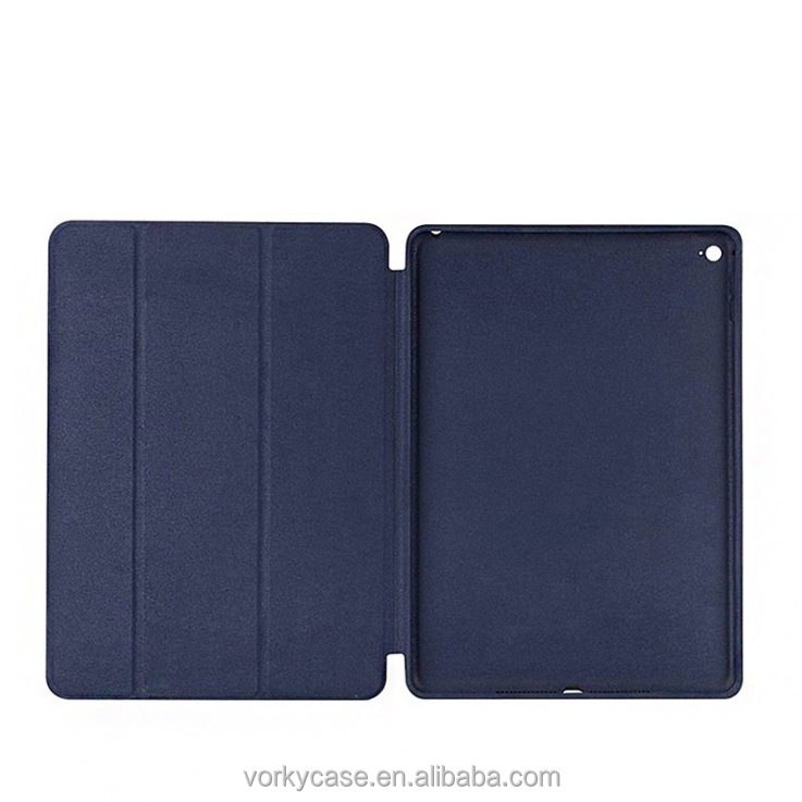 Universal Silicon rubber cover case for iPad from leather case cover factory