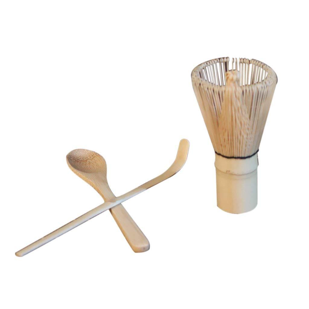 Plus Small Scoop for Preparing Matcha Plus Tea Spoon Chasen Green Tea Whisk JapanBargain Brand
