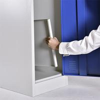Yadan office furniture one door wardrobe cabinet home depot