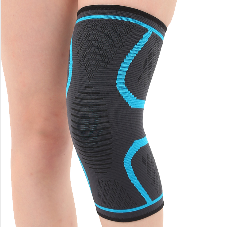 Adjustable CE Knee Brace Price Sport Support Compression Sleeves, Sable 1 Pair Registered Wraps Pads for Arthritis, Running фото