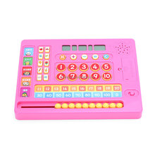 Custom abacus kit math educational toys for kids, abacus soroban sound toy for children