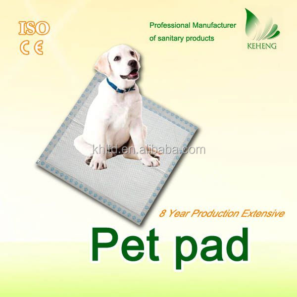 puppy training pad with cotton