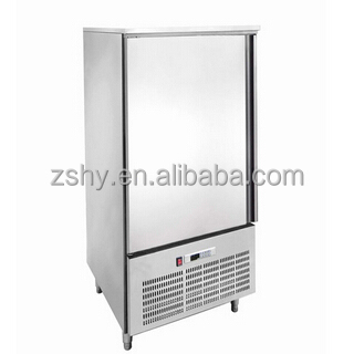 Small Quick Freezer for quick freezing and blast freezing