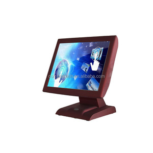 New 15 inch touch screen pos system Register machine all in one point of sale restaurant POS POS 2119