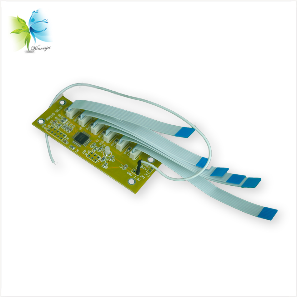 WINNERJET chip decoder circuit board for EPSON PP100 PP50 Discproducer printers