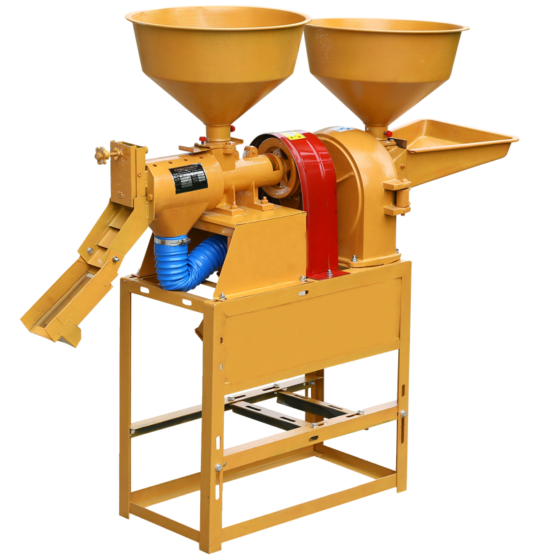 Home Use Rice Milling Machine Combined Rice Mill Machinery for Sales