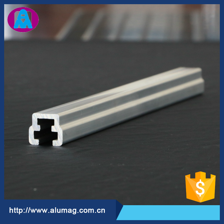 Customized 6005 alumnium guide rail profile manufacturer