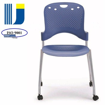 Visitor Taiwan Plastic Stacking Chair