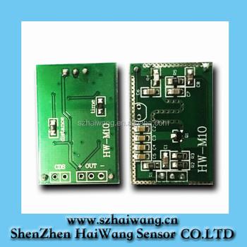 Microwave Motion Sensor Module For Home Smart Hw M10