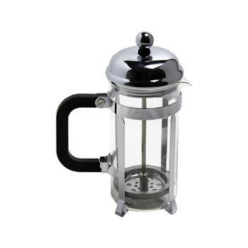 2018 Amazon Hot New Product Kitchen Home Tool 350ml Heat Resistant Glass Stainless Steel French Press Pot Maker Durable Fancy
