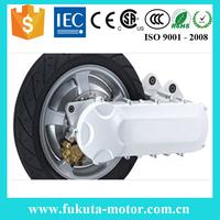 IEC standard high efficiency ac electric car hub motor for sale