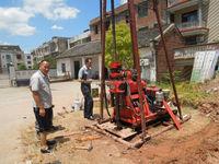 XUL-100 mini sampling drilling rig