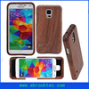for samsung galaxy s5 case natural wood