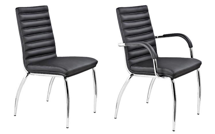 De Sin Ruedas Sillas Ruedas Product Recepción silla Oficina sillas Buy Negro On Fijas Recepción UVpSqzMG