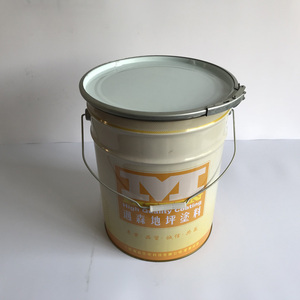 High Quality Cemical Buckets10L 12 Years China Factory Hydraulic Oil Steel Barrel