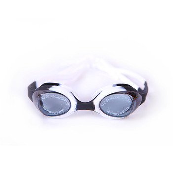 Swimming usage kids swim goggles Silicone PC lens material swim glass
