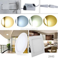 good quality modern ceiling lamp IP40 big panel light fitting