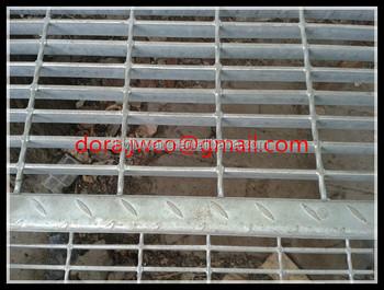 Hot Dip Galvanized Metal Door Grate