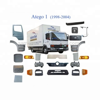 cce12e9891 1998 To 2004 Mercedes Atego 1 Truck Spare Parts Body Parts - Buy ...