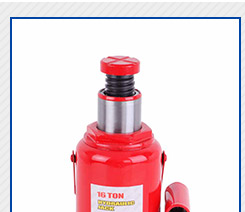tamanho pequeno CE jack garrafa hidráulica 2ton
