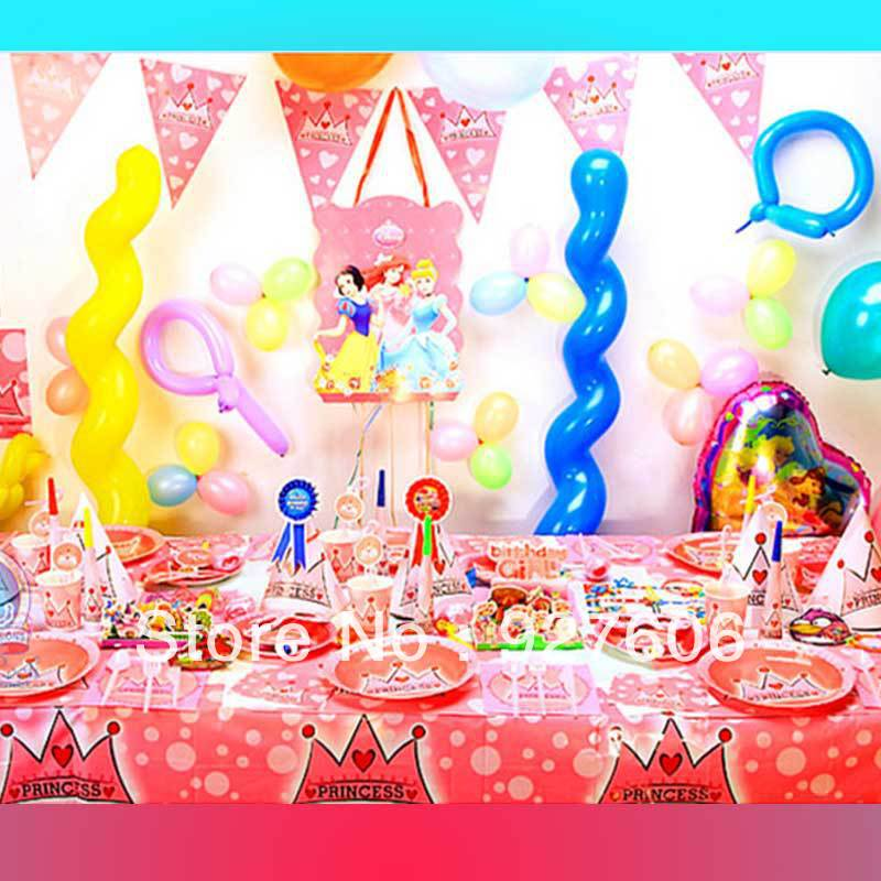 Party Supplies Of Home Decorations For Girl 1st First