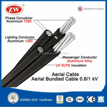 HOT Selling ABC, Aerial Bundled Cable 0.6/1 Kv