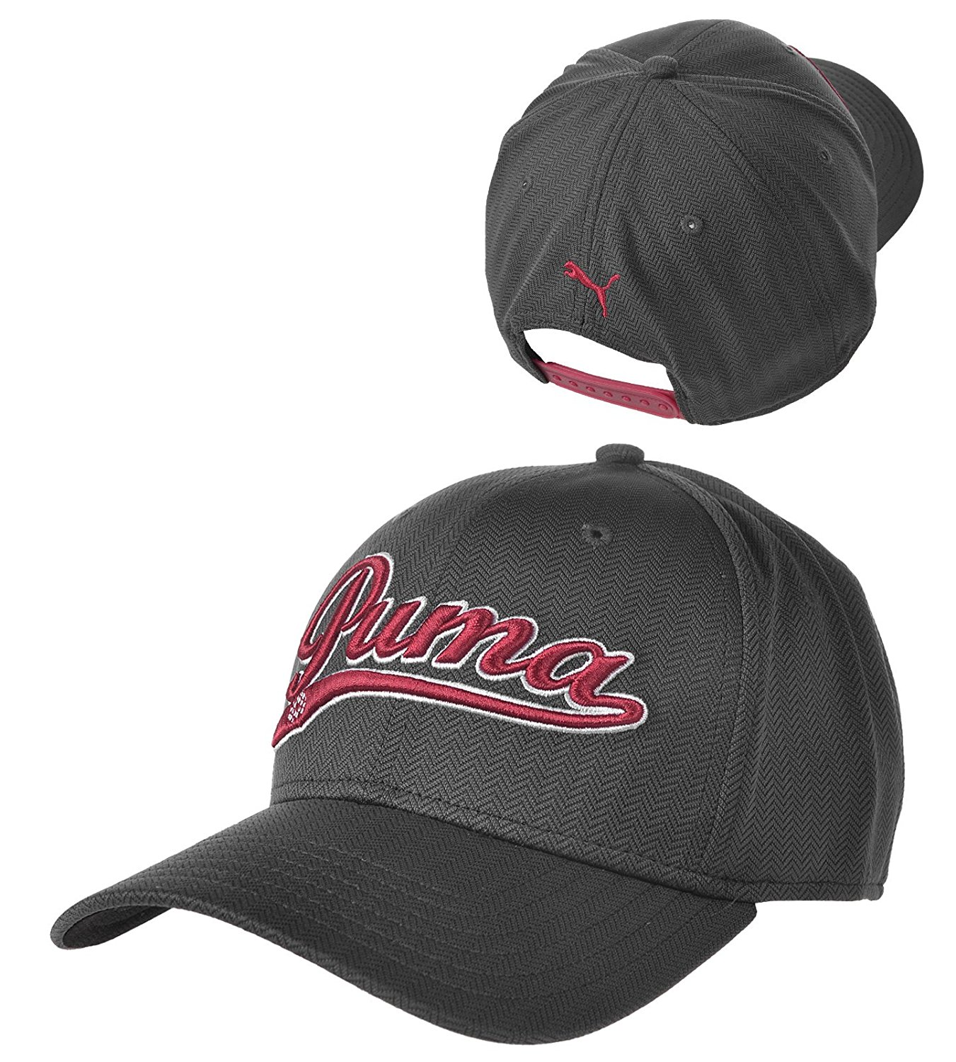 36483d9954bbd Get Quotations · PUMA SCRIPT COOL CELL RELAXED ADJUSTABLE HAT CAP 2014-  PICK A COLOR!
