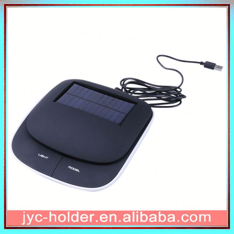 Car air refresher H0Tdh car air purifier with solar power