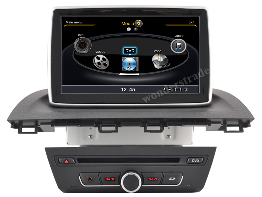 mazda 3 axela 2014 2015 multimedia navigation gps car dvd radio car stereo 3g ebay. Black Bedroom Furniture Sets. Home Design Ideas