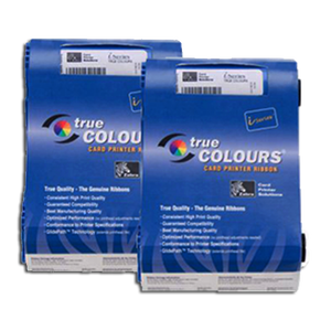 Zebra P120i Printer True Colours YMCKOK Ribbon 800017-248 to Replace 800015-948