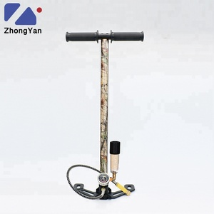 4500 PSI 3 Stage Hand Air Pump PCP With Air Pack