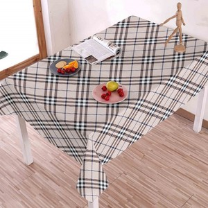 Oil resistant pvc table cloth office table cover