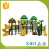 Farm Style Outdoor Slide Structure For Kids Fort