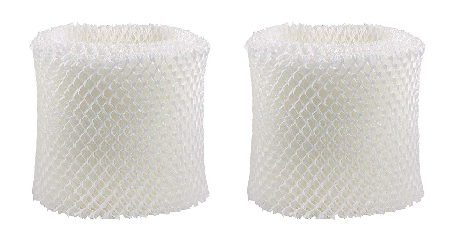 Nispira Humidifier Wick Compatible with Holmes Type B Filter HWF64 HWF64CS Fits Holmes Sunbeam Bionaire, 2 Filters