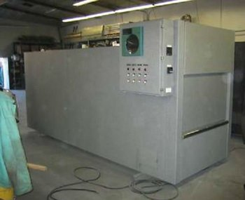 Used Human Cremation Machine
