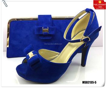 Mikemaycall Femmes Italien Marque De Luxe Royal Bleu Chaussures Femmes Mikemaycall D c60d90