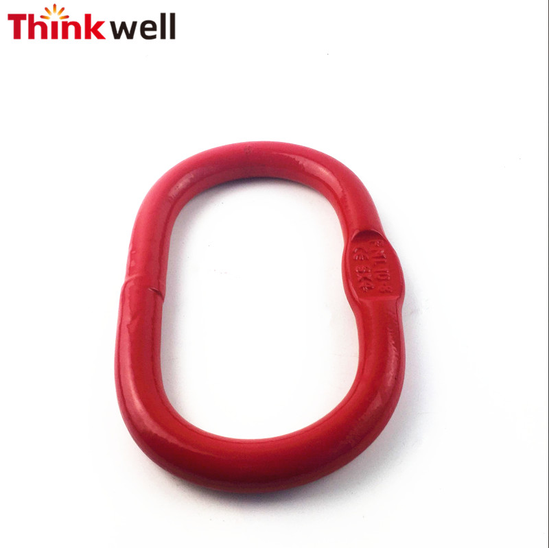 Thinkwell Forged Customized Red Painted Alloy G80 Master Link
