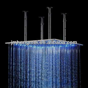 Led Light Rain Shower Head