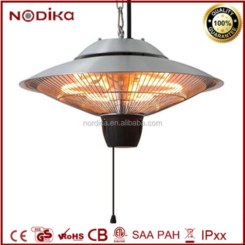 Exceptionnel Electric Infrared Heaters Bathroom Ceiling Heat Lamp 2000w Double Halogen  Tube Outdoor Heater