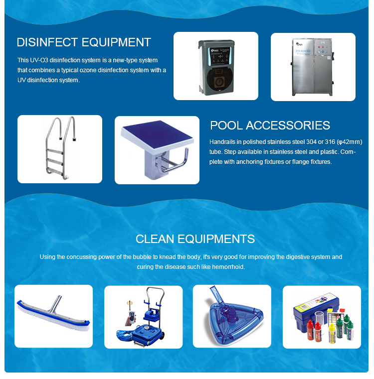 factory provide standard pool use whole set swim pool