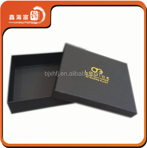 Luxury Custom blackcard sunglasses paper box