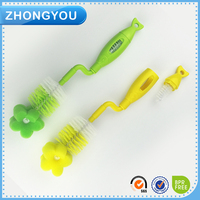 2016New Environmental Cleaning Brushes For Glass Milk Bottle/Family Use Glass Sponge Cup Brush/Brand Cheap Cleaning Brush