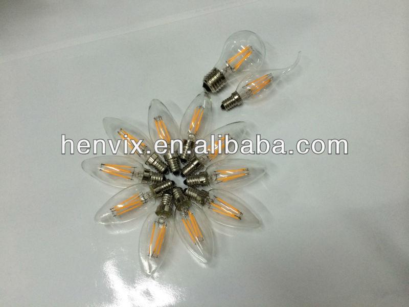 4w Super Bright E12 Candelabra Led Bulb
