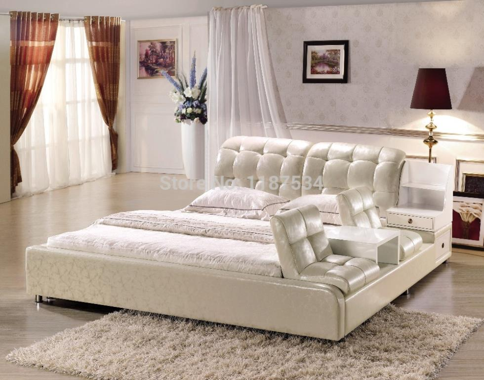 A8812b modern high quality hot sale bedroom furniture - Contemporary king size bedroom furniture ...
