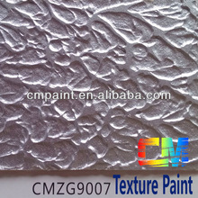 CMZG- 9007 Hot sale Metallic texture spray wall paint