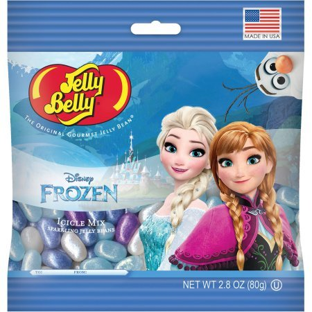 Jelly Belly Disney Frozen Icicle Mix Jelly Beans 2.8 oz.