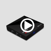 Best quality android 8.1 TV box Pendoo mini RK3328 2.4g WIFI Live streaming smart media player