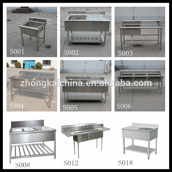 Used Commercial Kitchen Sinks Stainless Steel : ... Stainless Steel Sink,Used Commercial Stainless Steel Kitchen Sink