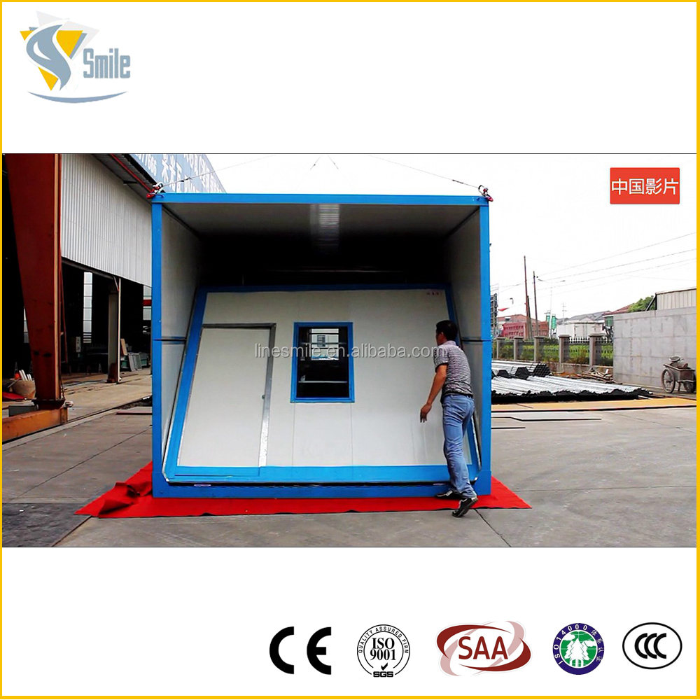 vacation Anti-Corrosion Steel structure container
